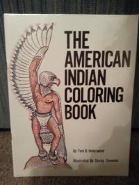 American Indian Coloring Book