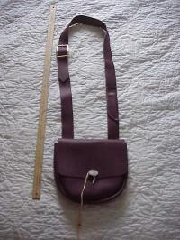 Rifleman Hunting Pouch- Eastern Style
