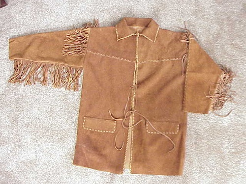 Daniel Boone TV Coat