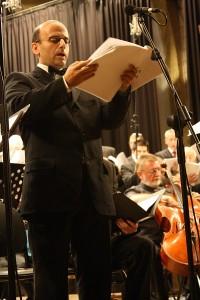 Soloist Moshe Haas