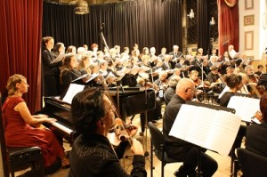 The Israel Chamber Orchestra & The Jerusalem A-Capella Singers