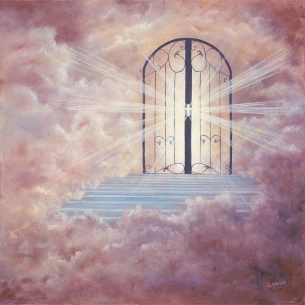 Le Ciel : Ultime récompense du chrétien ! Imaginez sa beauté ! - Page 3 GailsPaintingsmall