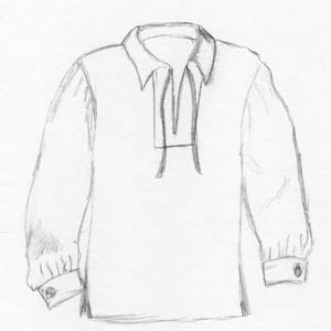 Early 1800 Shirts